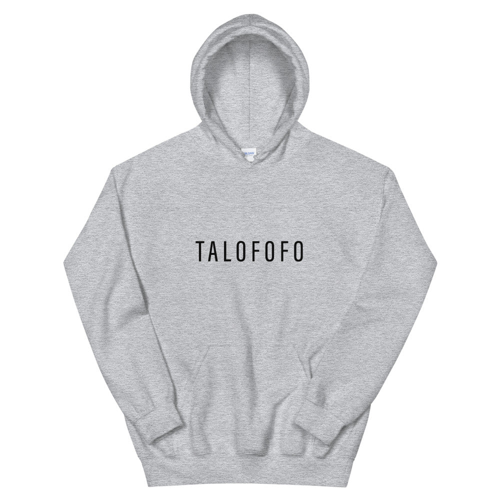 Talofofo Guam Villages Hoodie Pullover