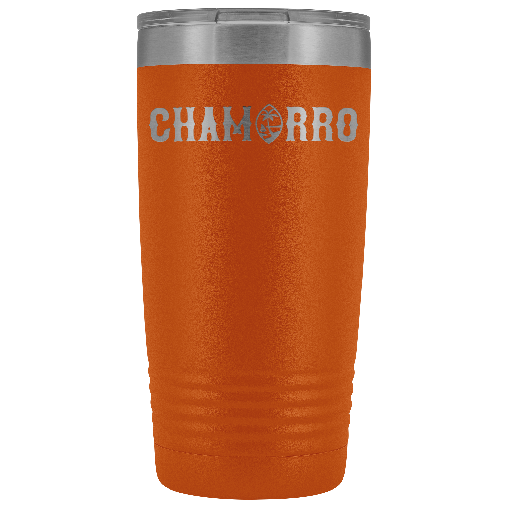 Chamorro Guam Seal 20oz Tumbler