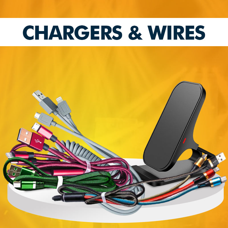 Chargers & Wires