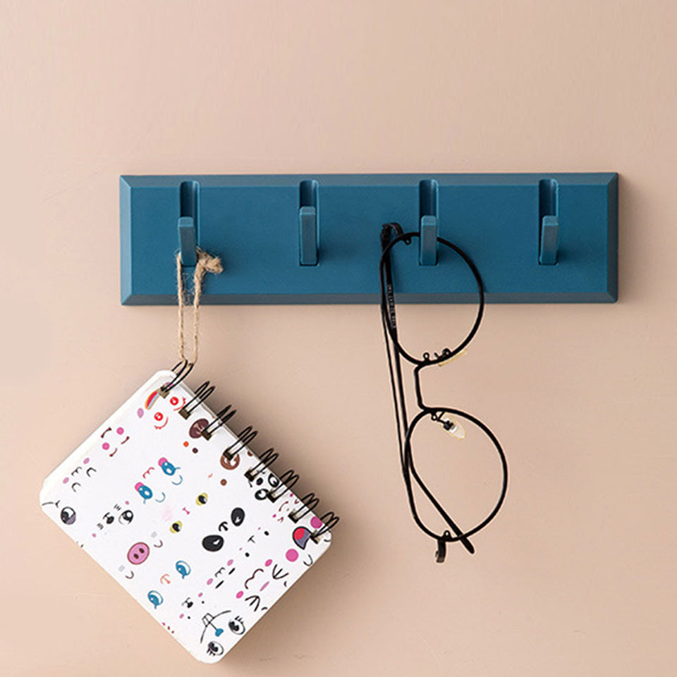 Multi Hooks Small Hangers for Kitchen & Bathroom