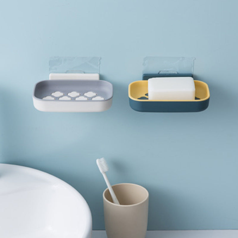 Pack of 2 Dual Color Soap Holders