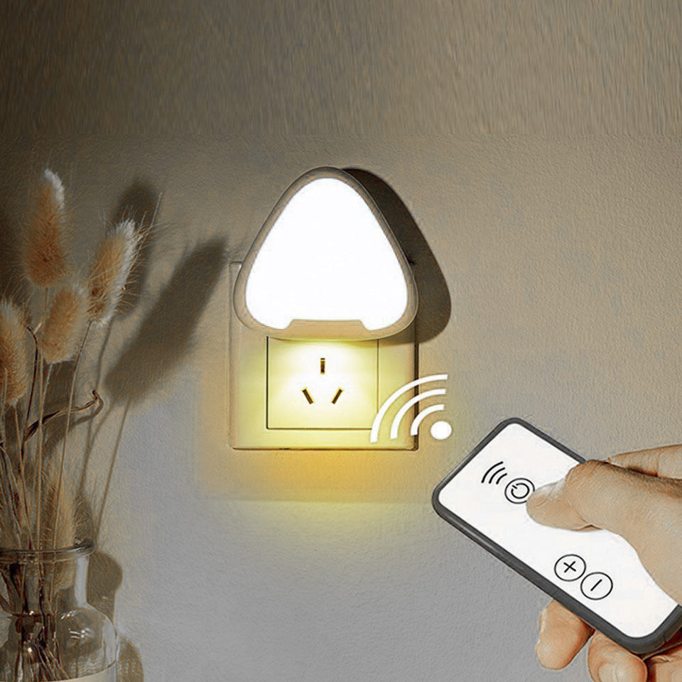 Triangle LED Lamp