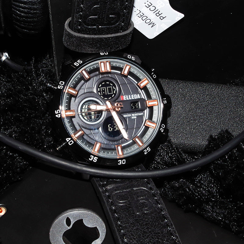 Perfect Wrist Watch That looks Cool with Every Casual Outfit