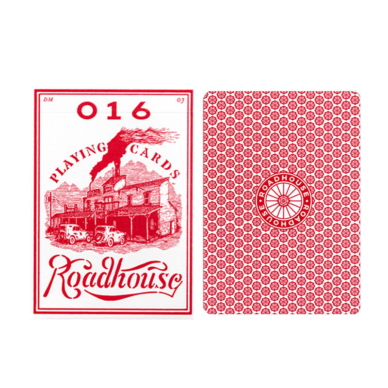 Road House Playing Cards by Ellusionist