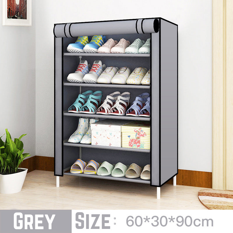 Dust-proof Home Shoe Racks