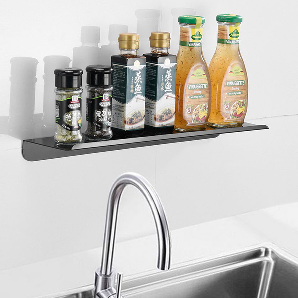 Over Tap Cosmetic Storage Shelf