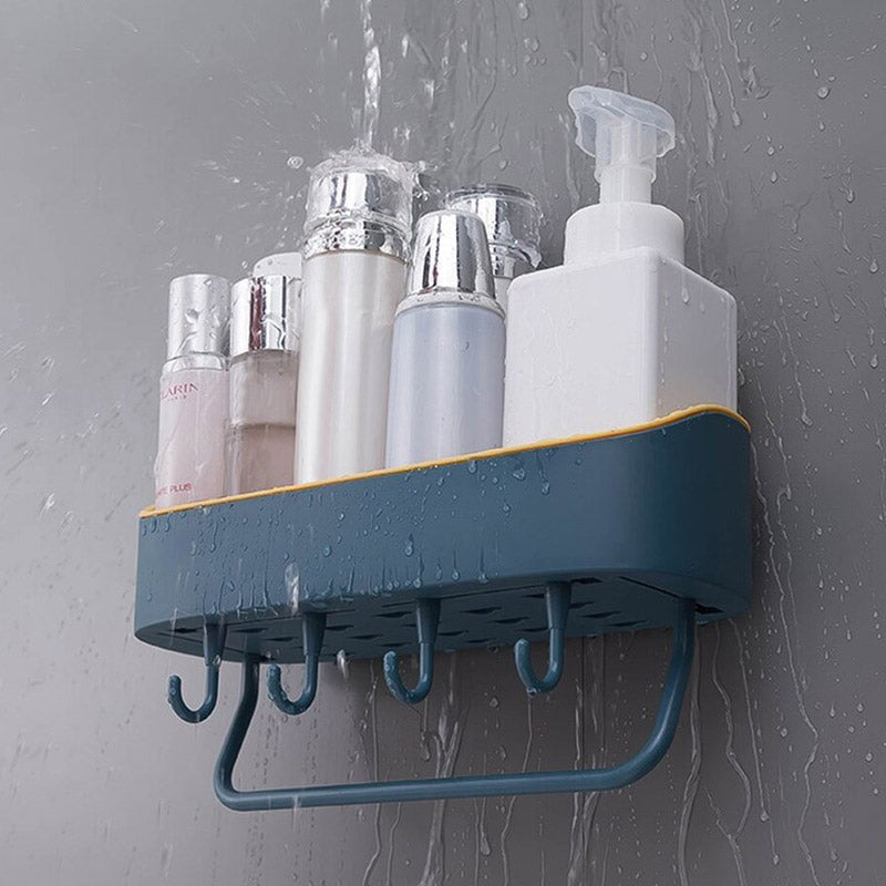 Multi Functional Wall-Mounted Shelf