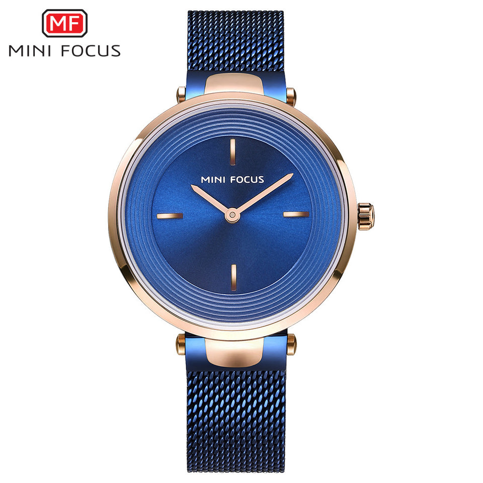 MiniFocus Ladies Wrist Watch MF0195L
