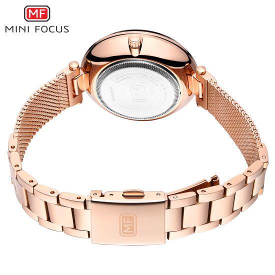 Premium Quality Mini Focus Ladies Wrist Watch MF0254L