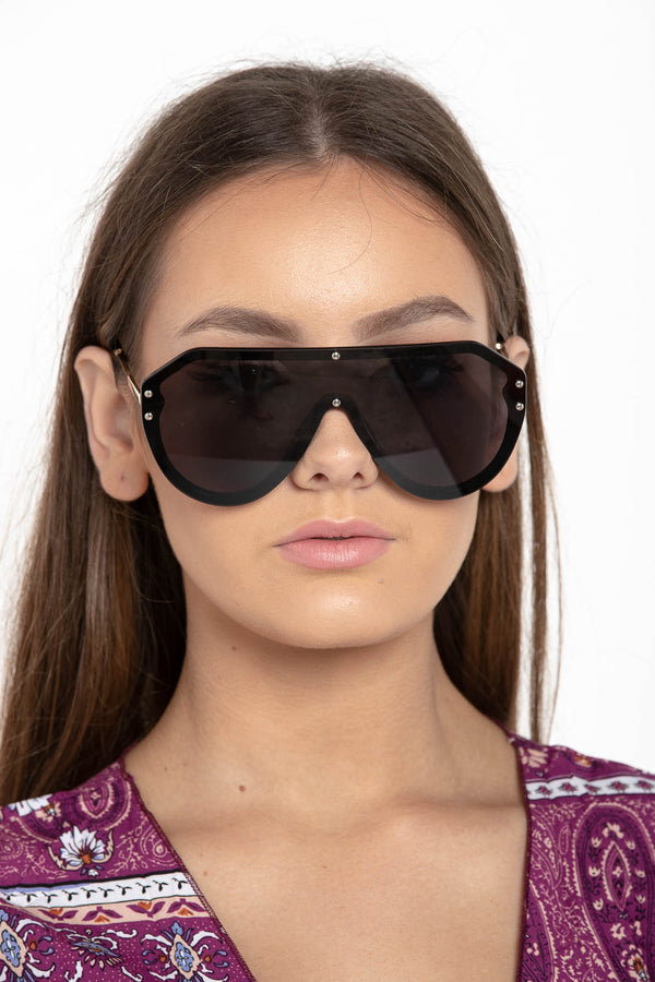RUN AWAY WITH ME AVIATOR SUNGLASSES - CHICKABERRY BOUTIQUE Australia Womens