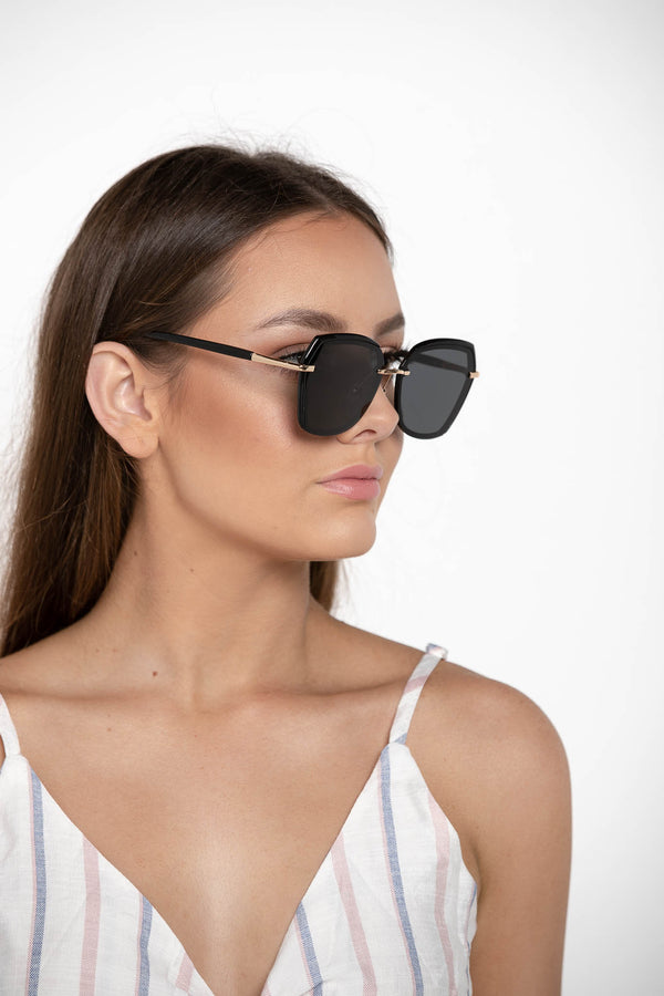 KEY TO MY HEART SUNGLASSES - CHICKABERRY BOUTIQUE Australia Womens