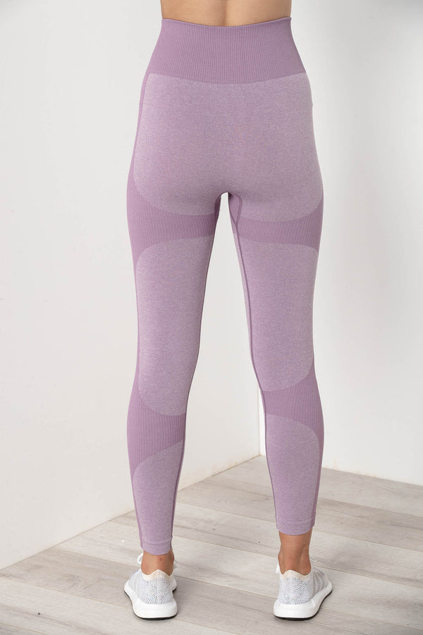 SIERRA TIGHTS MAUVE PURPLE - CHICKABERRY BOUTIQUE Australia Womens