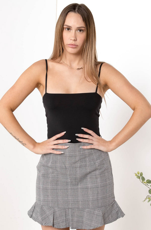 AU 6 HEART BREAKER FLARE MINI SKIRT - CHICKABERRY BOUTIQUE Australia Womens