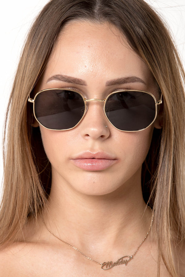 MODERN MILLIE VINTAGE SUNGLASSES - CHICKABERRY BOUTIQUE Australia Womens