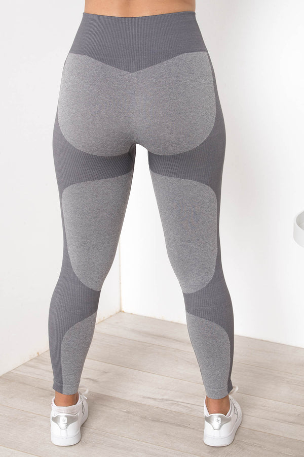 SIERRA TIGHTS COOL GREY - CHICKABERRY BOUTIQUE Australia Womens