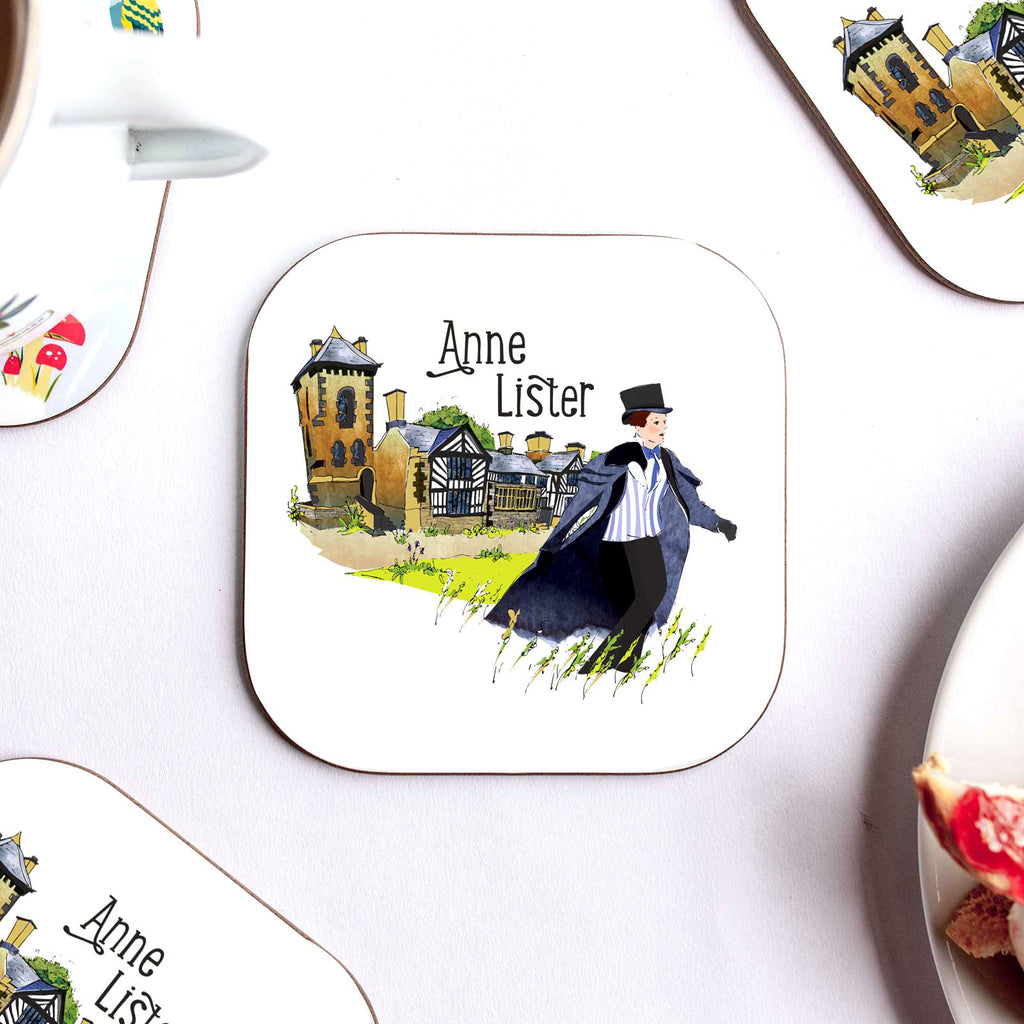 Anne Lister Coaster