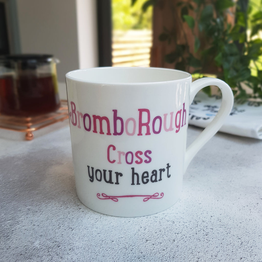 Bromborough Mug