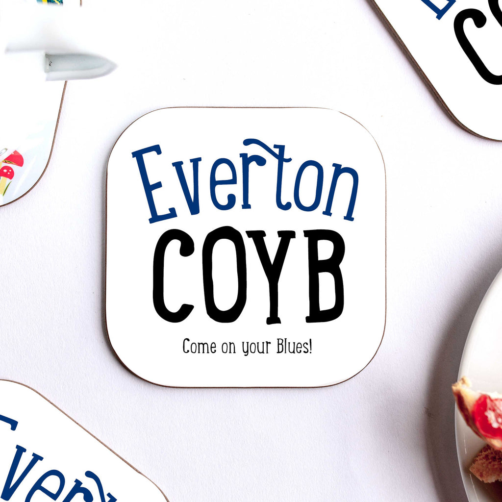 Everton COYB Coaster