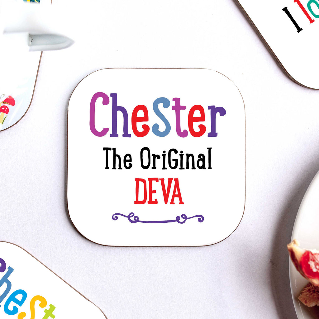 Chester the Original Deva Coaster