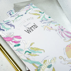 Wirral - 6 Boxed Notecards