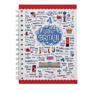 Great Britain Notebook