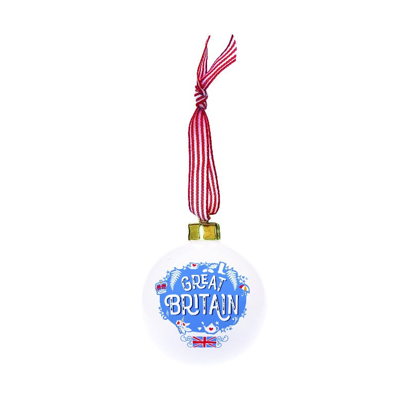 Great Britain Bauble