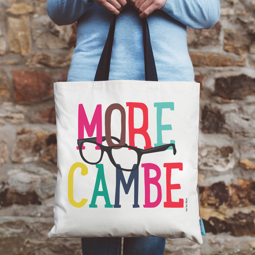Morecambe Shopping Tote
