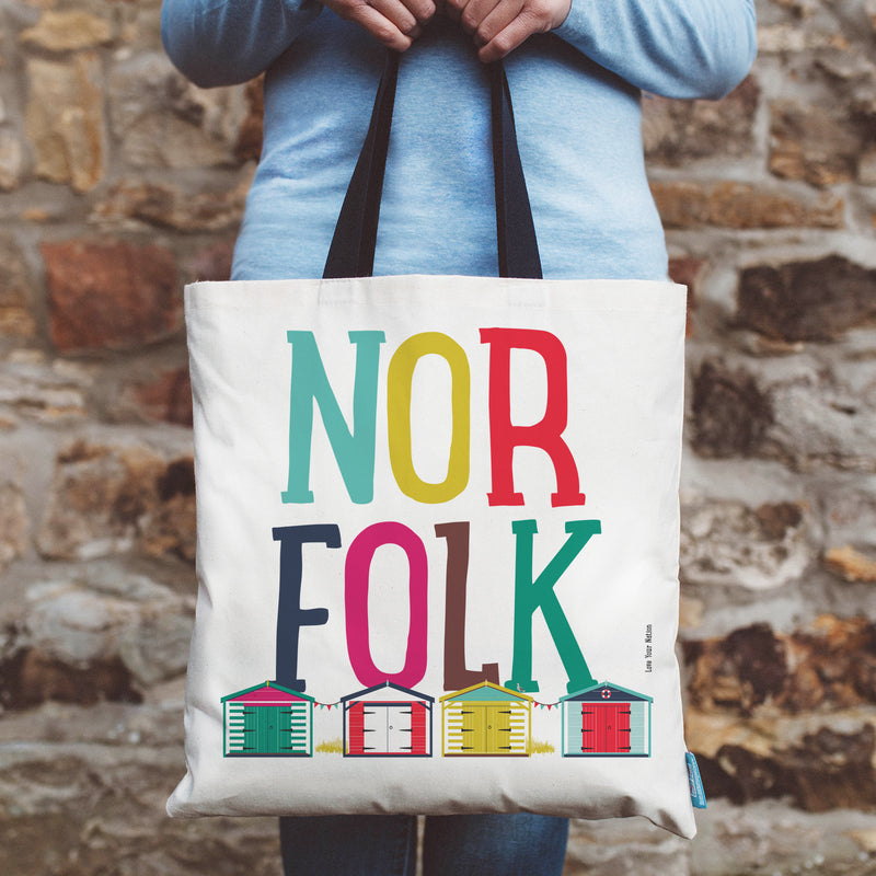Norfolk Shopping Tote
