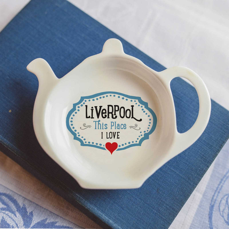 Liverpool Tea Tidy