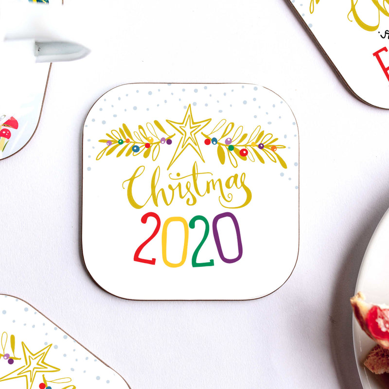 Magic of Christmas 2020 Coaster