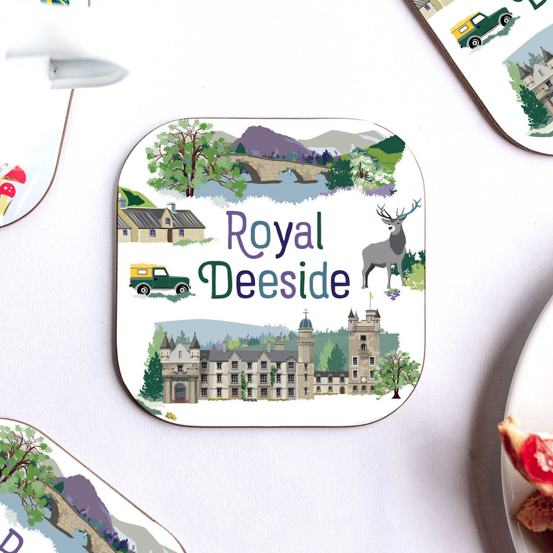 Royal Deeside Coaster