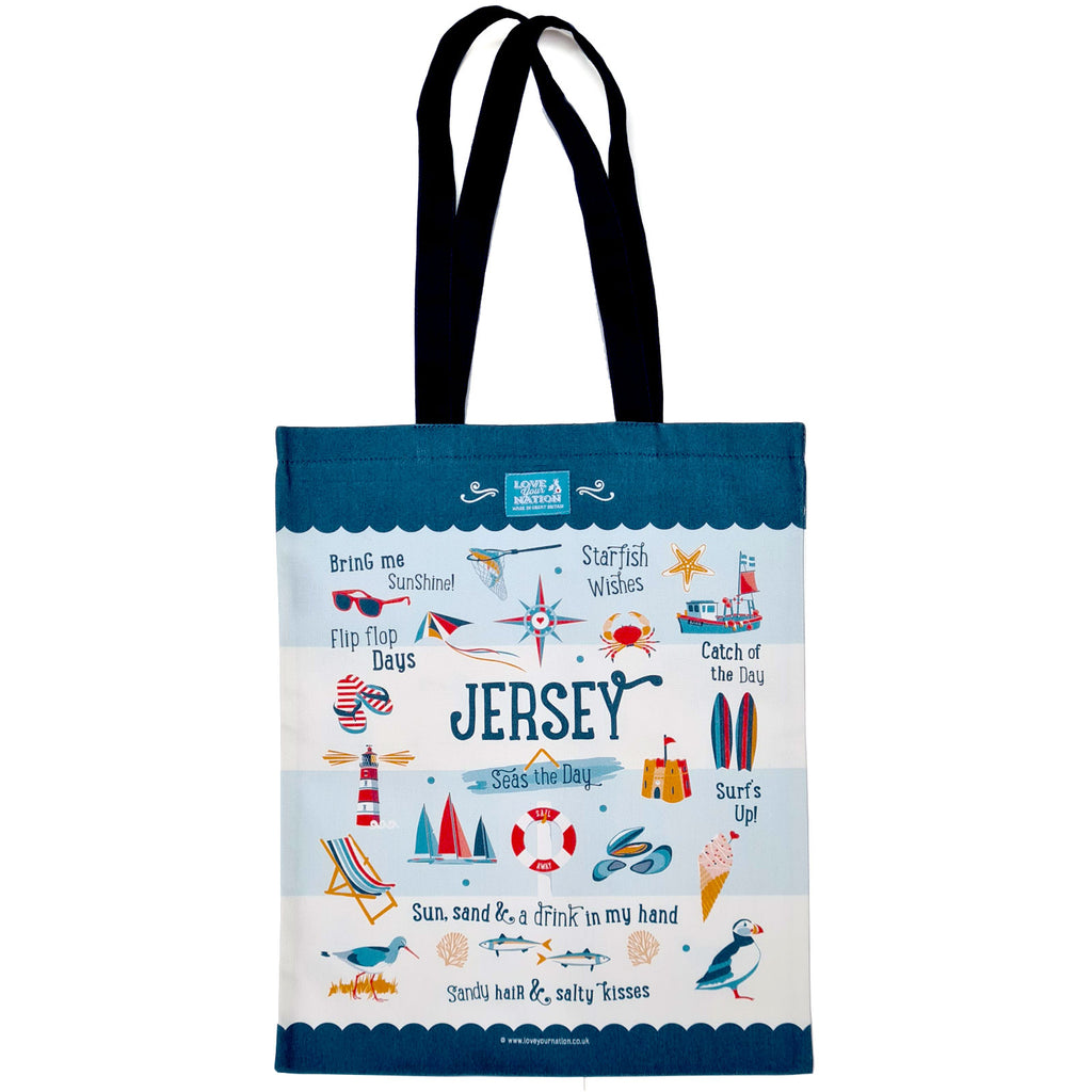Jersey Cotton Canvas Bag