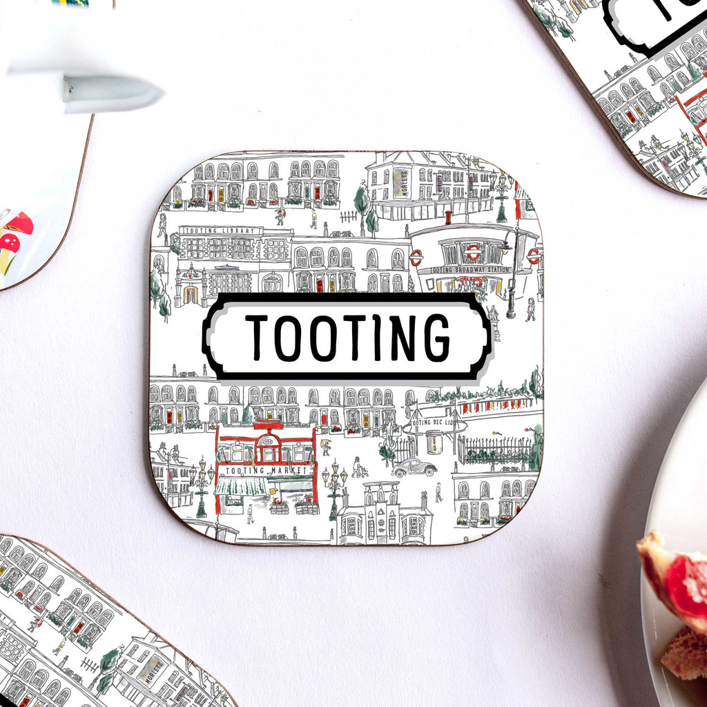 Tooting Coaster