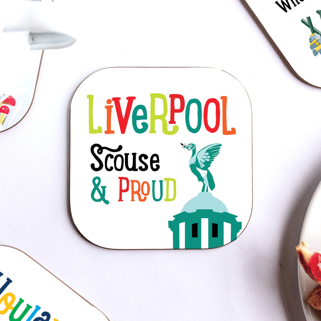Liverpool Scouse Coaster