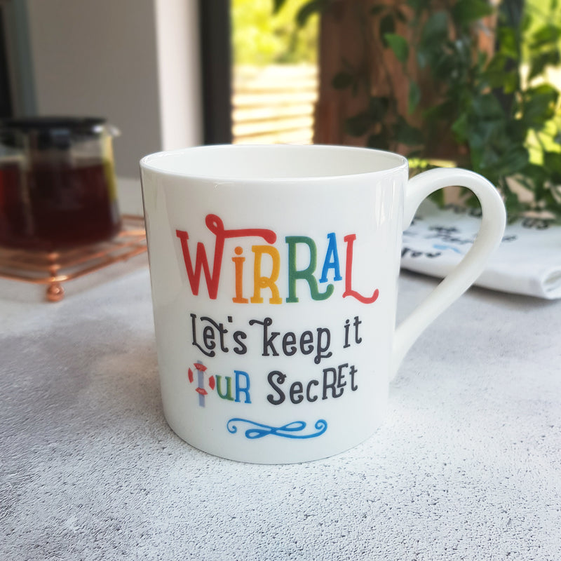 Wirral Secret Mug