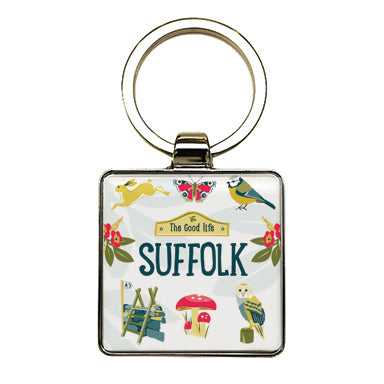 Suffolk Keyring
