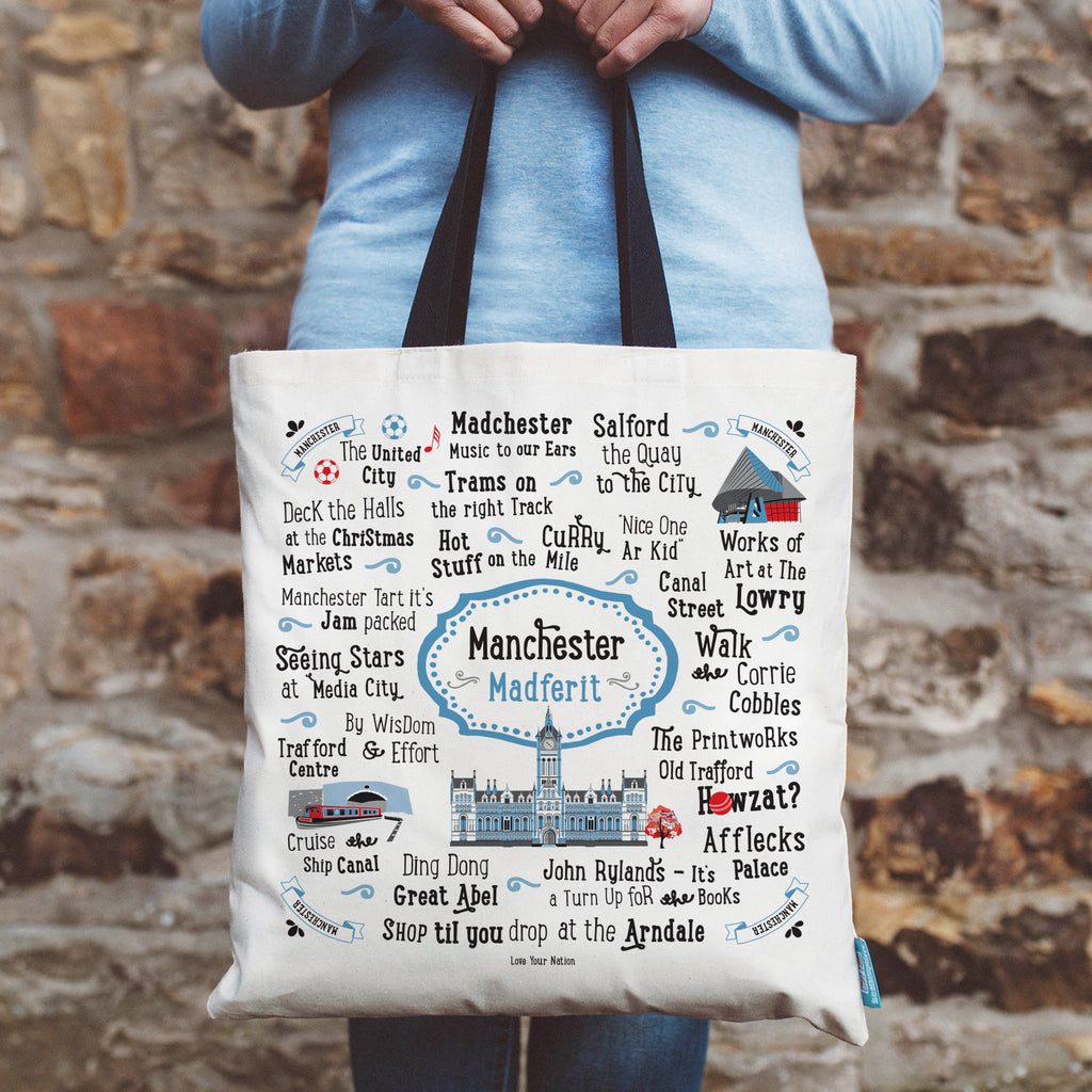 Manchester Shopping Tote