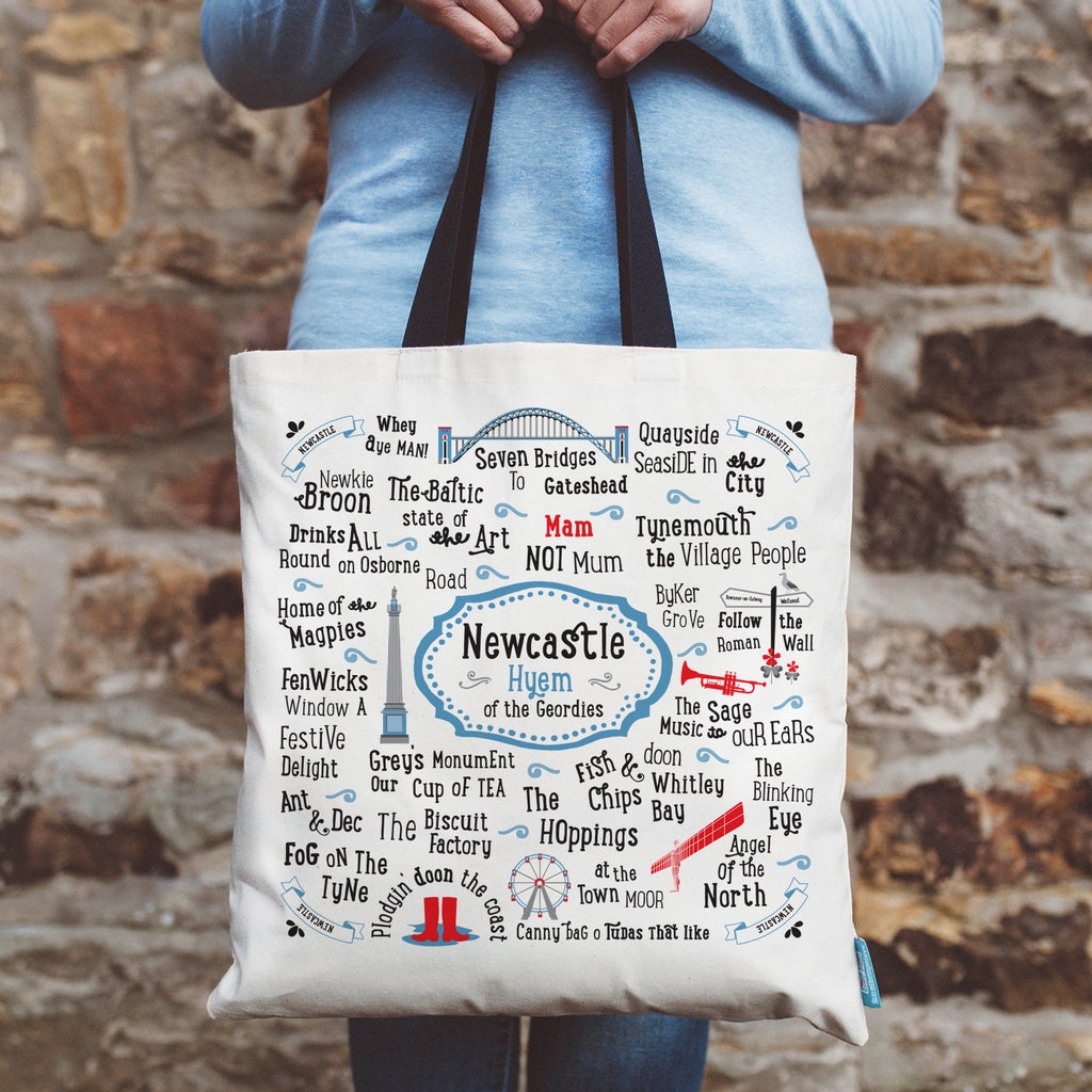 Newcastle Shopping Tote