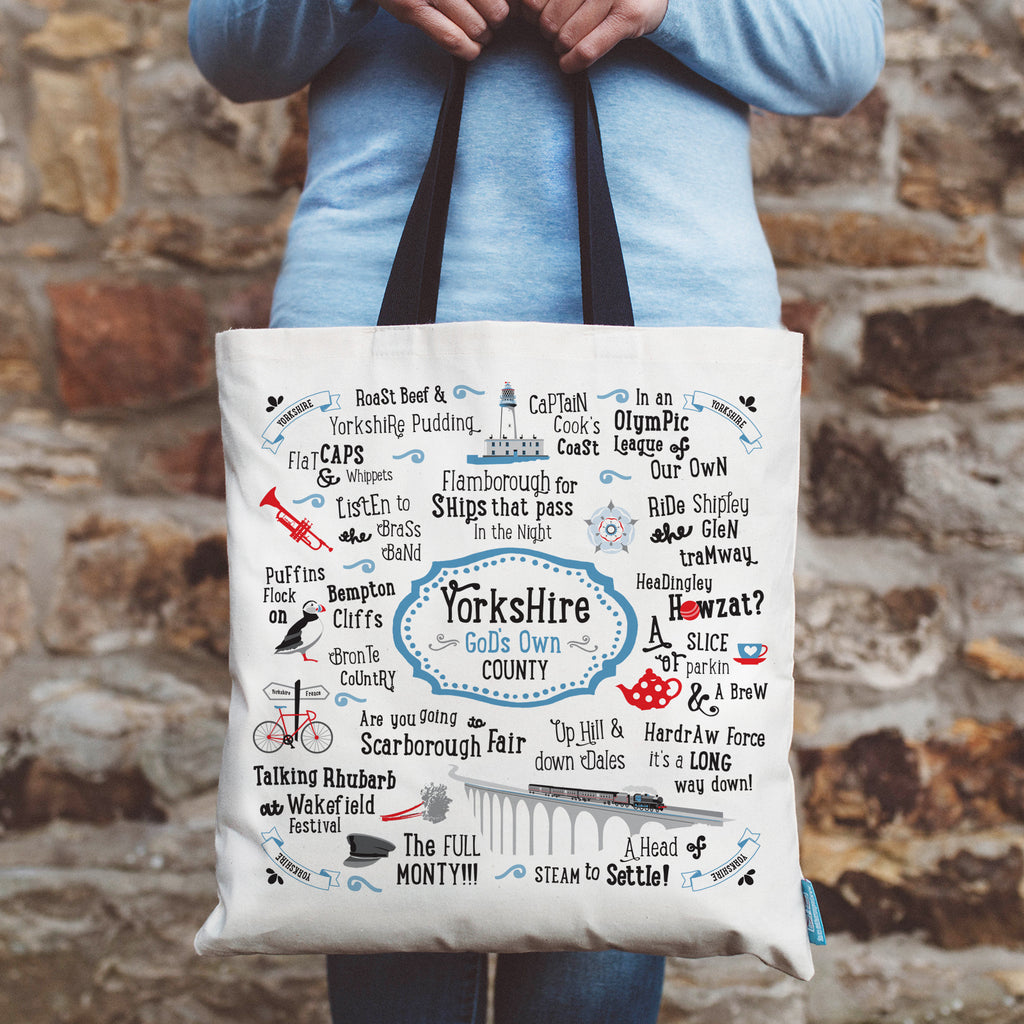 Yorkshire Shopping Tote