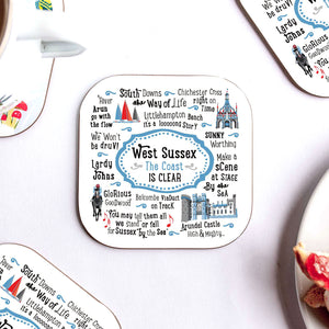 West Sussex Coaster
