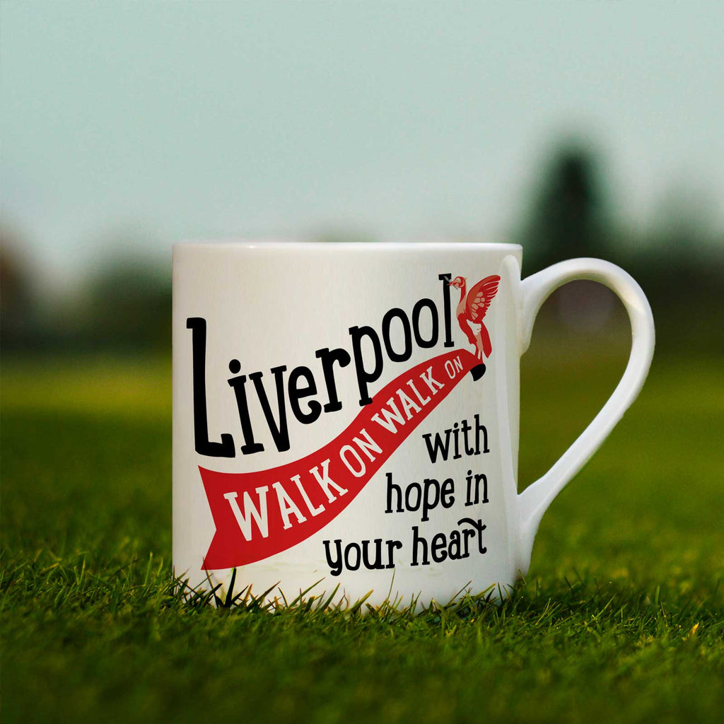 Liverpool 'Walk On' Mug