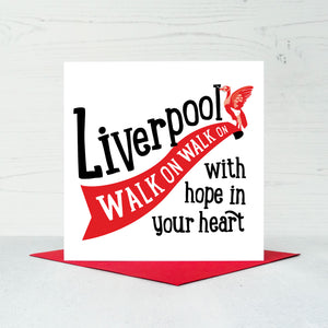 LFC Greeting Card