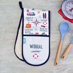 Wirral Double Oven Glove