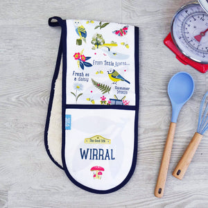 Wirral Good Life Double Oven Glove