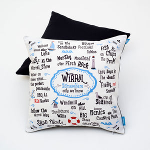 Wirral Cushion