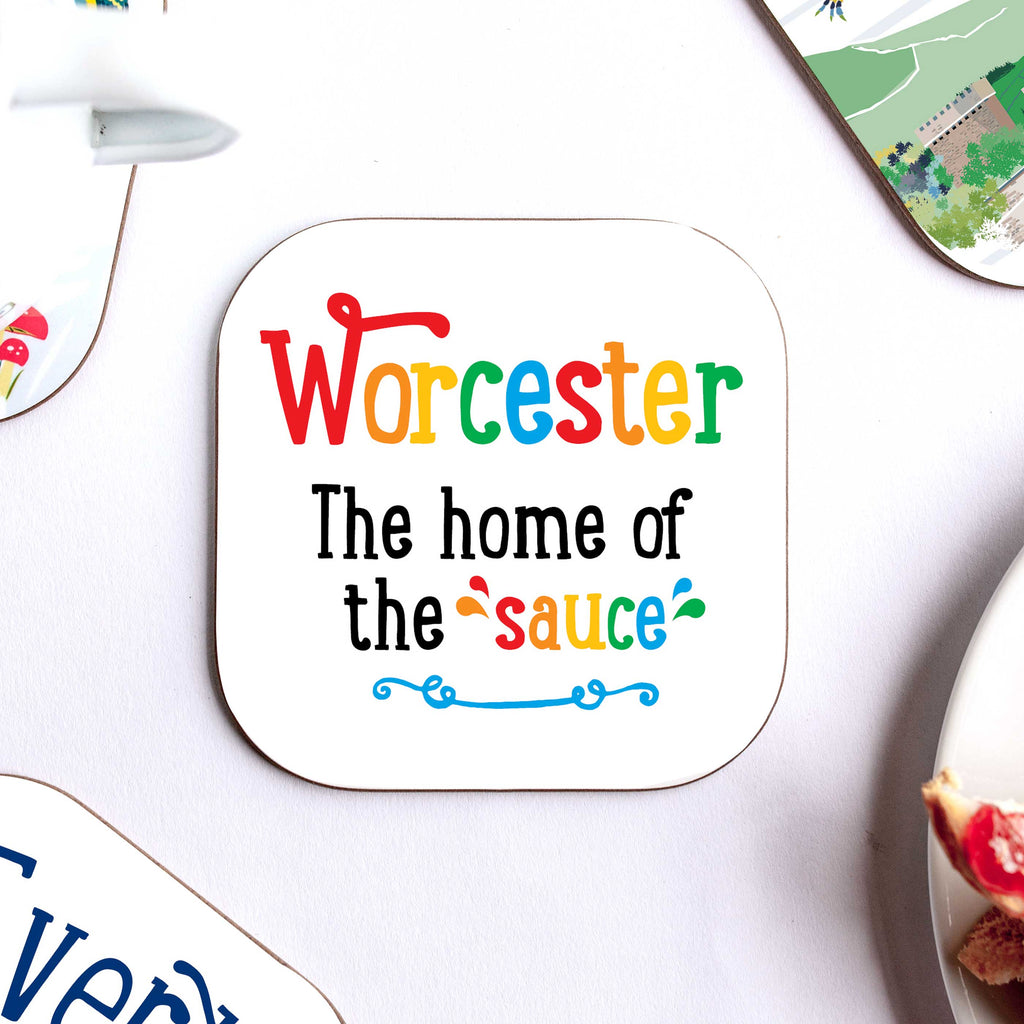Worcester Coaster
