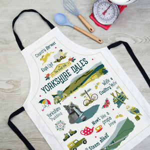 Yorkshire Dales Apron