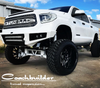 "Coachbuilder Bulletproof 10""-12"" upgrade kit Tundra 2007+"