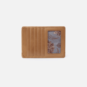 Hobo Euro Slide Wallet Cedar