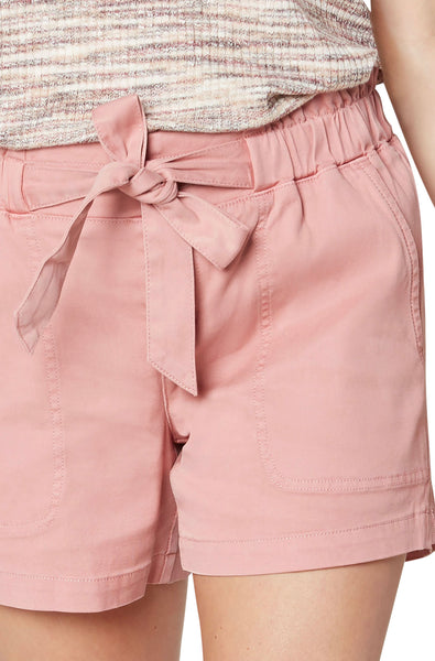 Liverpool Paper Bag Mauve Blush Shorts